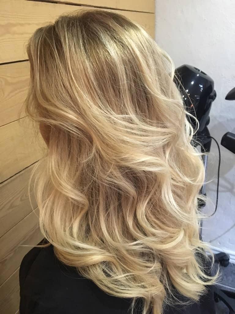 Balayage hår aalborg